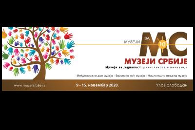 Muzeji za 10. - MUZEJI ZA JEDNAKOST: RAZNOLIKOST I INKLUZIJA