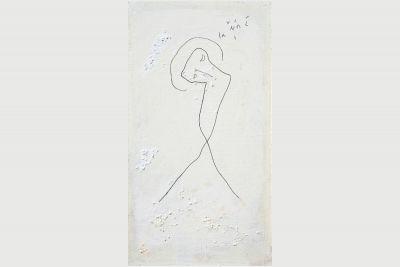 """Izložba Cvetko Lainović """"Osvajanje beline"""" u Galeriji 212"""