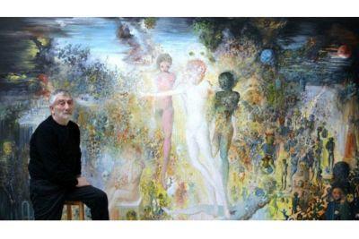 Retrospektivna izložba Ljube Popovića  u Galeriji SANU