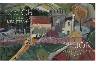 Izložba Ignjat Job (1895–1936): Vatra Mediterana