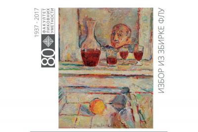 Izložba povodom 80 godina Fakulteta likovnih umetnosti u Beogradu