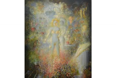 Izložba slika Ljube Popovića iz kolekcije Dragoslava S. Marčića, u Muzeju grada Novog Sada