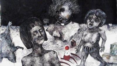 "Izložba ""Humaniora"" Kristine Pirković"