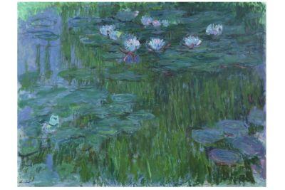 Claude Monet in Albertina