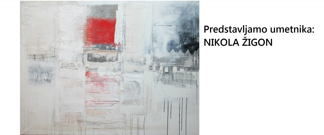 Introducing artists - Nikola Žigon