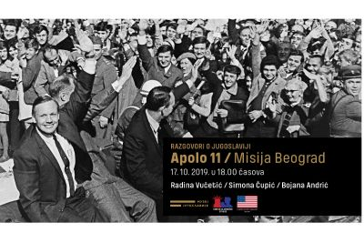Apolo 11 - Misija Beograd