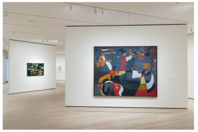 Joan Miró  Birth of the World