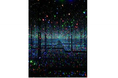 Tate Modern to show Yayoi Kusama's Infinity Room in year-long exhibition marking 20th anniversary