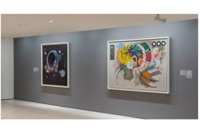 Thannhauser Collection in Solomon R. Guggenheim Museum